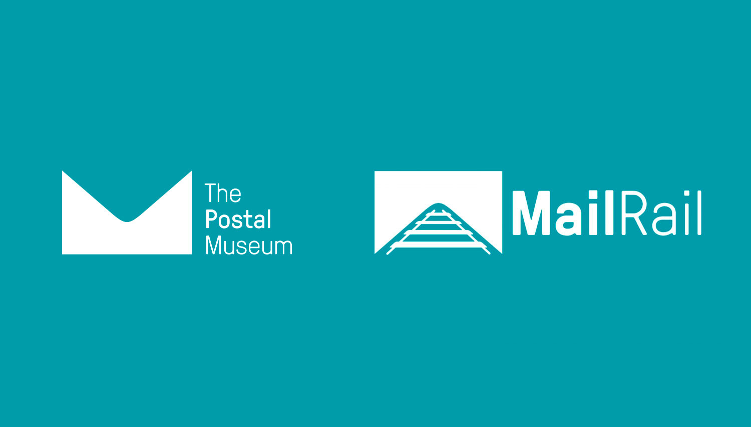 Museum branding and destination brand for The Postal Museum by Altogether Creative.