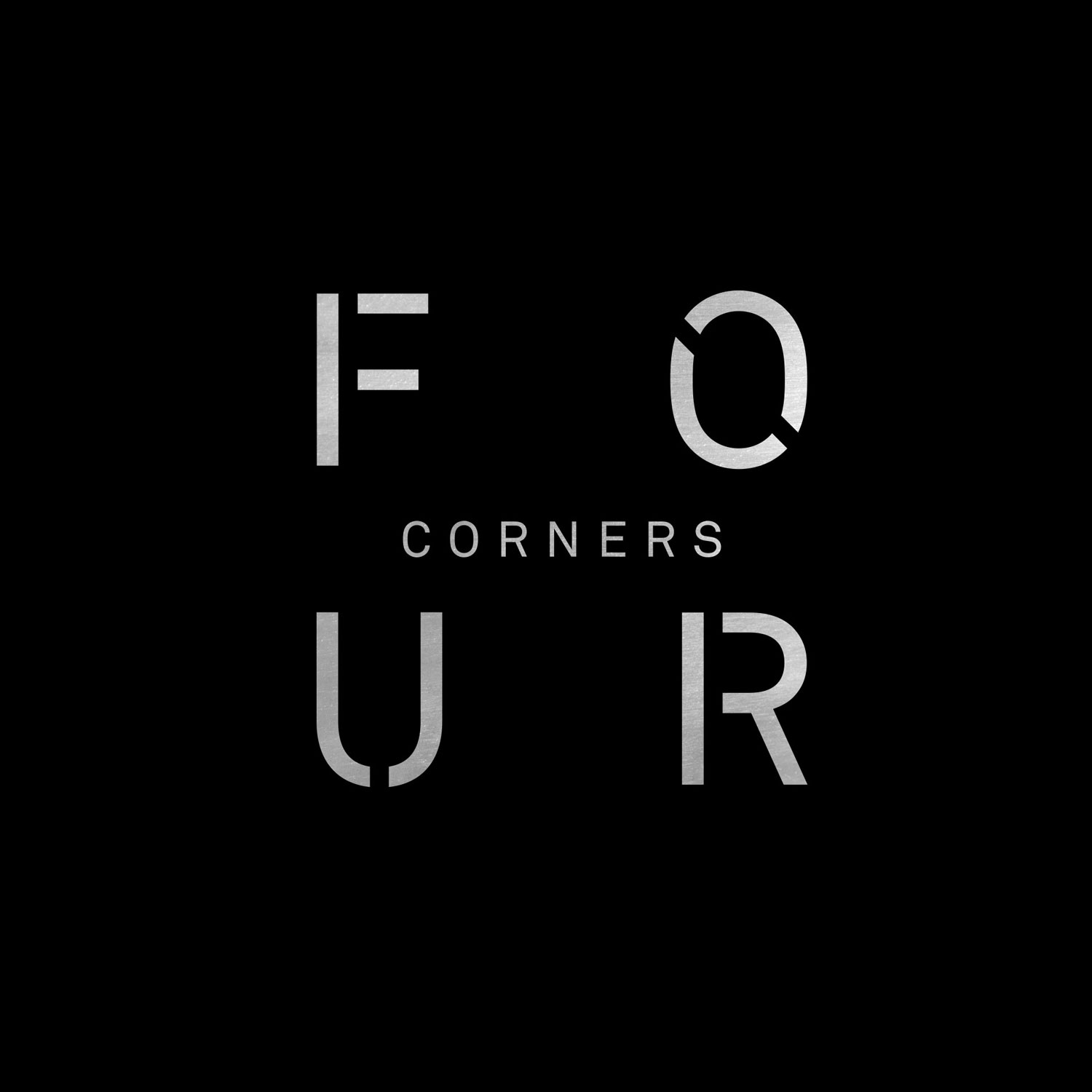 Restaurant branding for Newcastle United FC Four Corners by Altogether Creative.